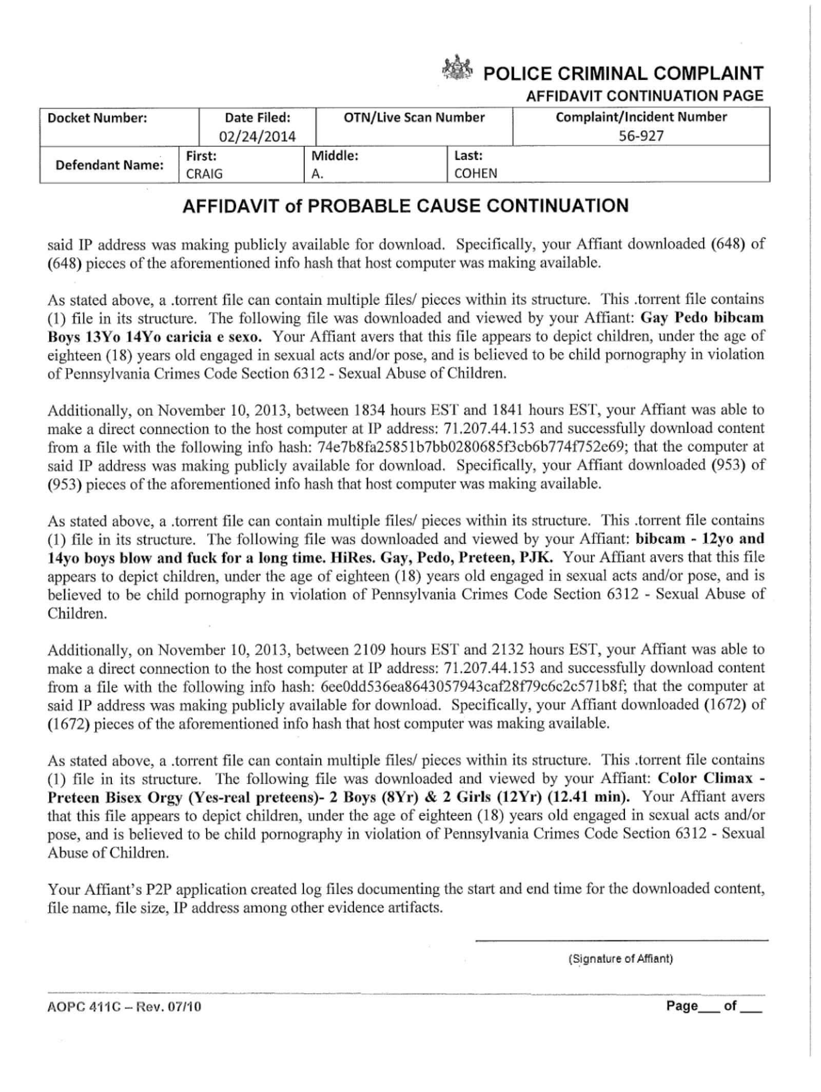 Copy of Cohen Craig Criminal Comnplaint08.png