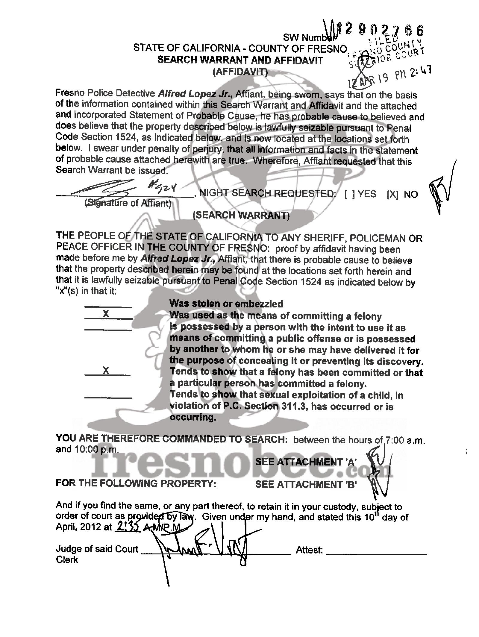 Copy of denman megan search warrant affidavit1.png