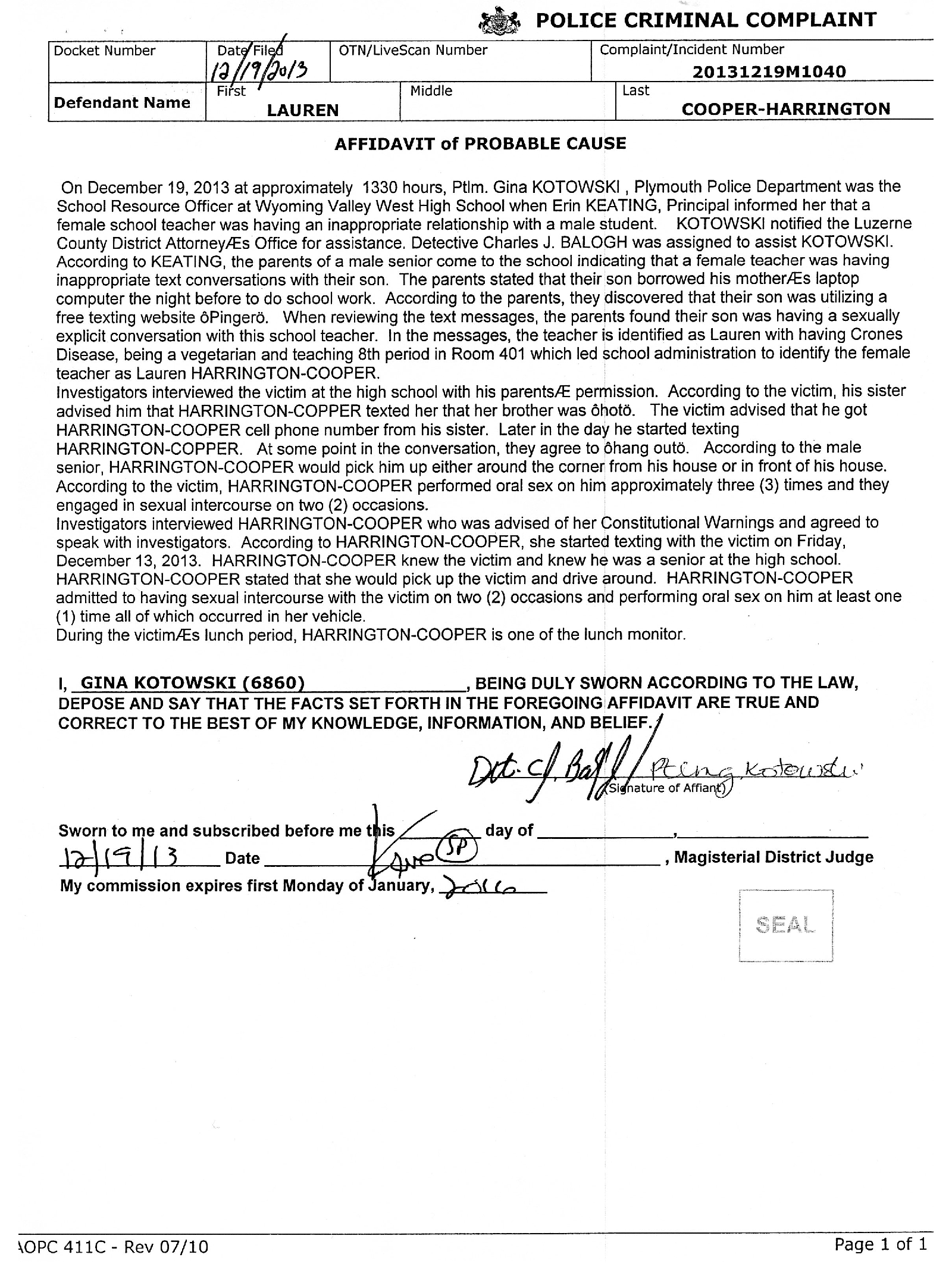 Copy of Harrington-Cooper Lauren Probable Cause Affidavit1.png