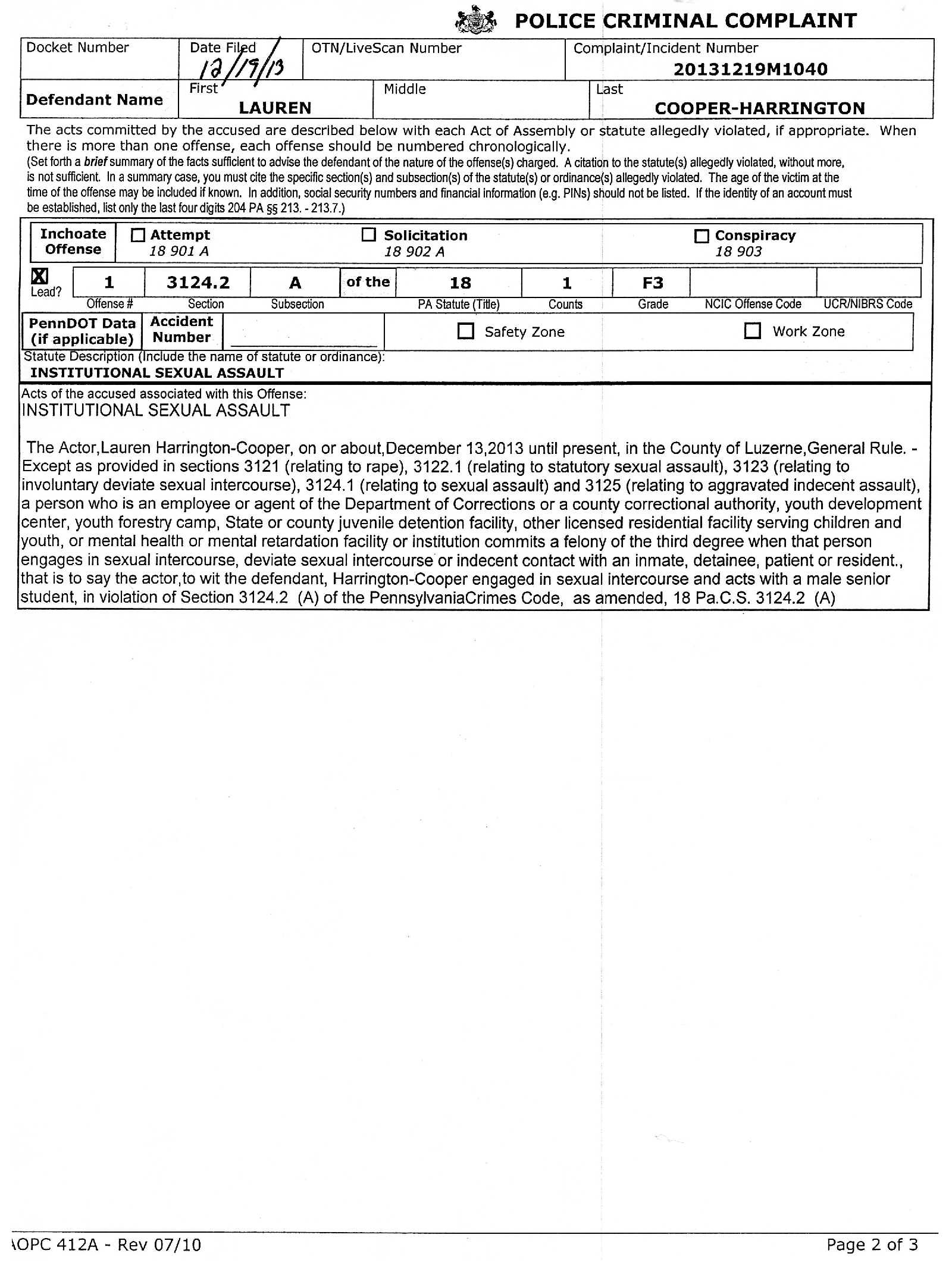 Copy of Harrington-Cooper Lauren Probable Cause Affidavit4.png