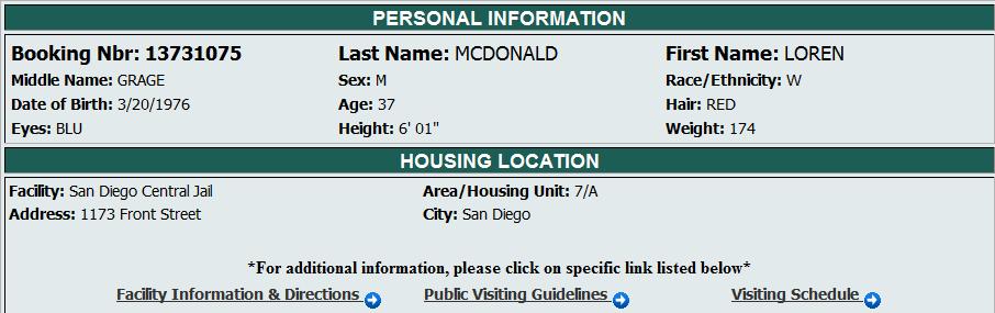 McDonald Loren jail info 111.png