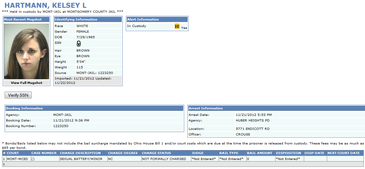 Montgomery County Jail booking info.png