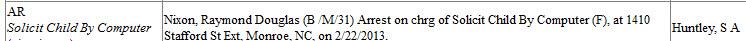 Nixon Raymond arrest info.jpg