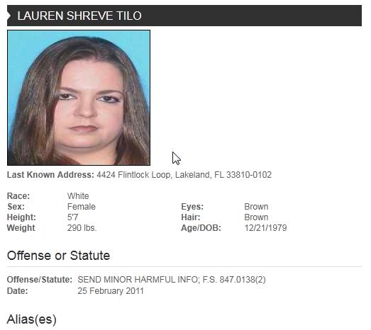 tilo lauren shreeve homefacts sex offender info.png