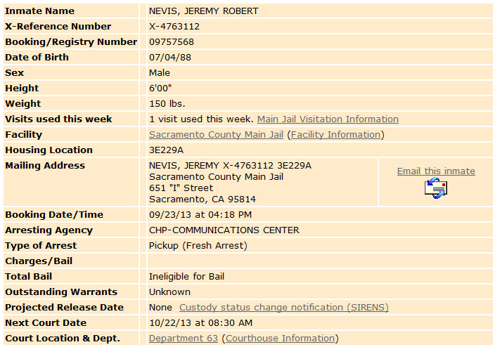 Nevis Jeremy Robert inmate info.jpg